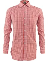 The Stiff Collar Men's Formal Gingham Shirt Collection