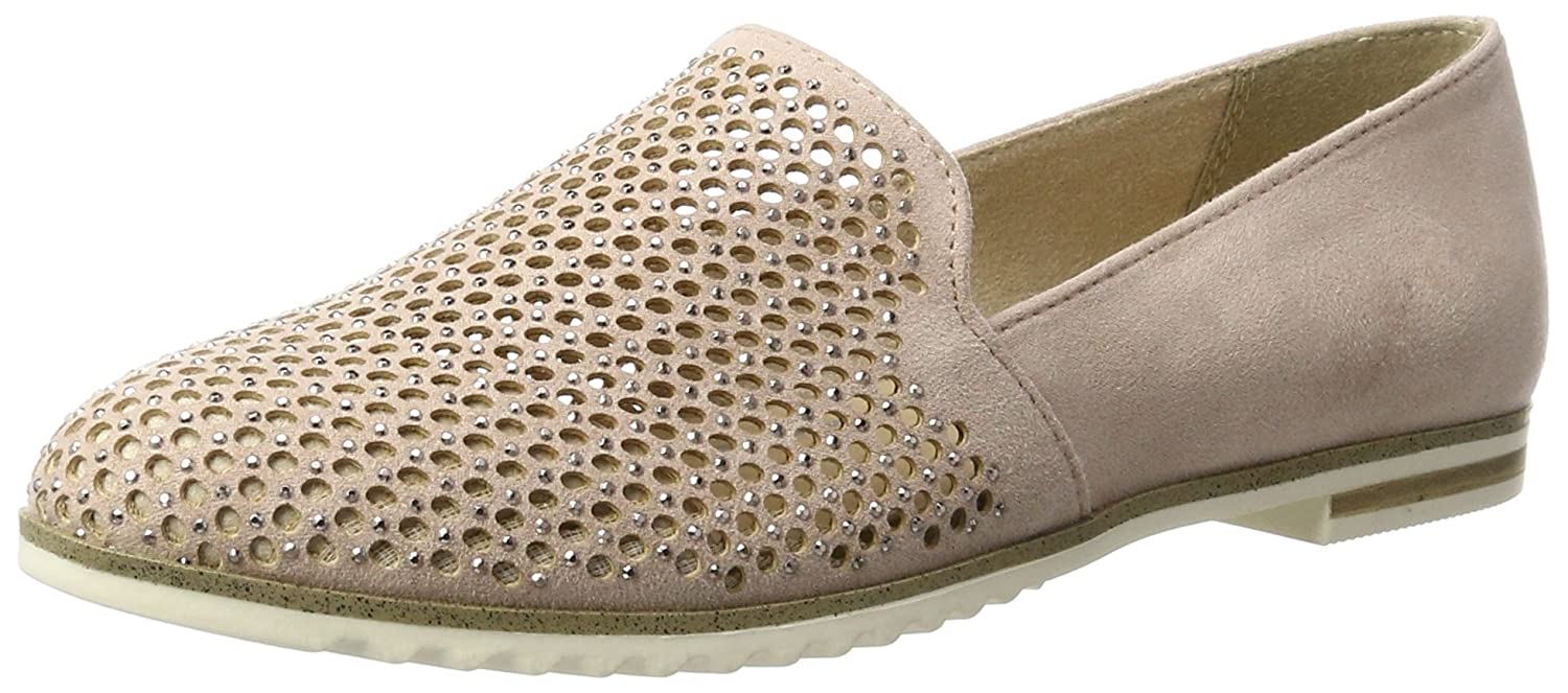 Marco Femme Tozzi 24208, Mocassins Femme Rose (Rose Comb Comb Mocassins 596) ee4c148 - conorscully.space