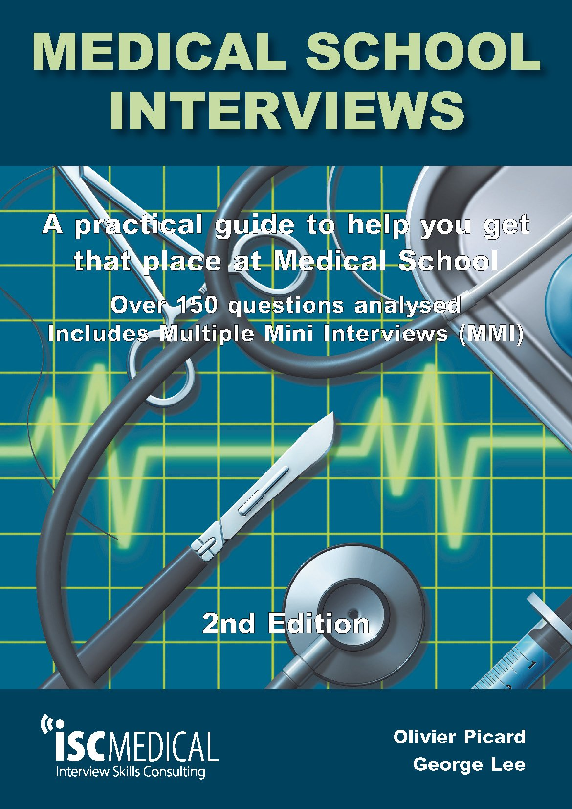 Image result for medical school interviews book