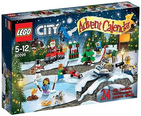 Calendario Avvento Lego City.Lego City Avvento 60099 Calendario Dell Avvento 2015