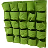 Prudance Vertical Wall Garden Planter, 25 Pockets, Wall Mount Planter Solution ( 40 in x 40 in )