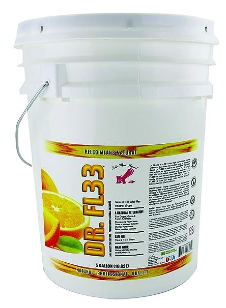Kelco 50:1 Dr. FL33 Shampoo, 5 gal