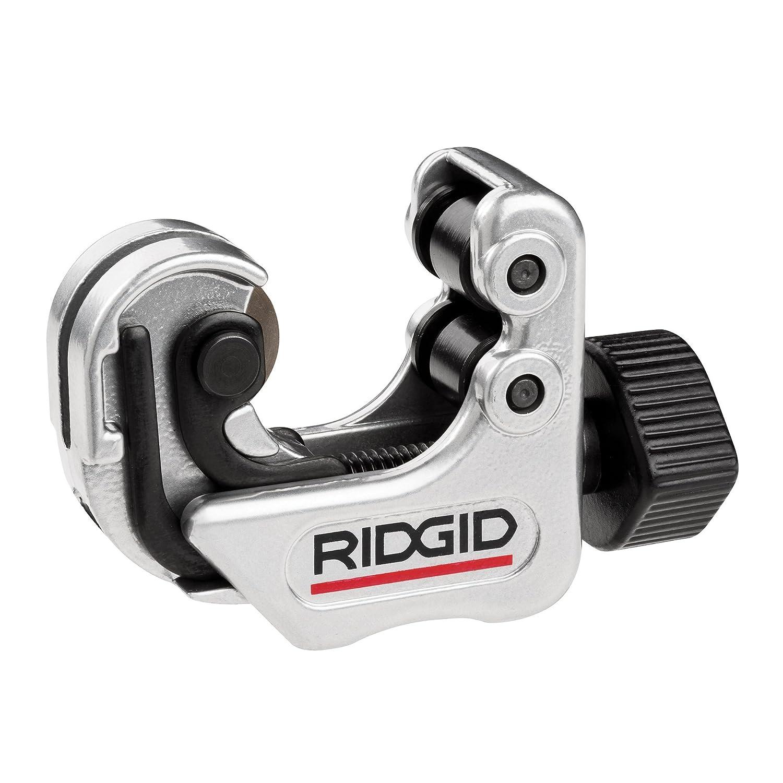 RIDGID 32573 Coupe-tubes miniature 2 en 1 avec AUTOFEED et poign/ée /à cliquet mod/èle/118 avance assist/ée coupe-tubes de 6 /à 29/mm