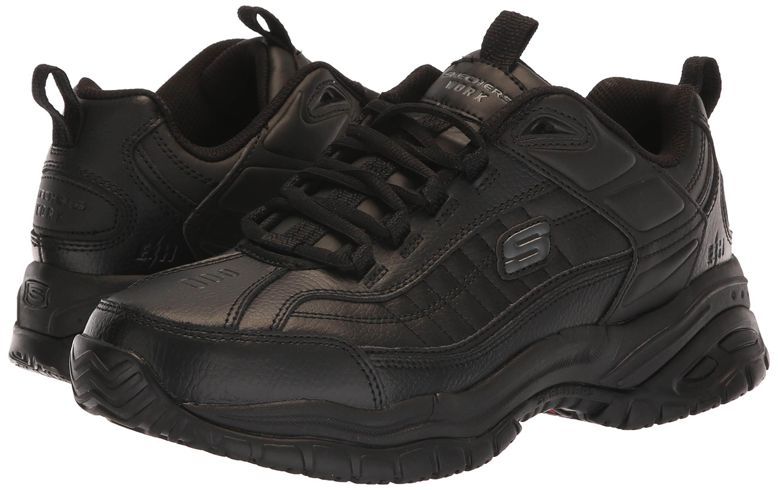 Skechers for Work Men's Soft Stride best shoes for nurses