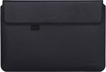 Snugg Surface 2 and 1 Sleeve Cyan Leather Sleeve Case Protective Cover for Surface 2 and 1