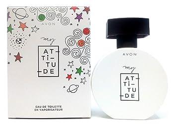 Amazoncom Avon My Attitude Eau De Toilette For Women 50ml 17oz