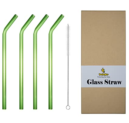 *clear Thick Smoothie Straws 200mm X 9mm milkshake/soft Drink/cocktails qty 200