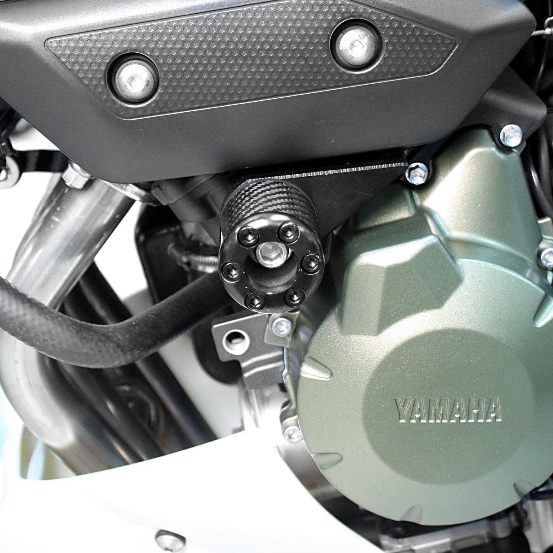 Sturzpads Yamaha XJ6 09-16 Carbon