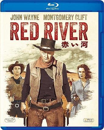 Amazon.co.jp | 赤い河 [Blu-ray...