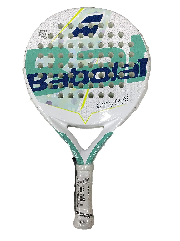 Amazon.com : Babolat Reveal Pop Tennis Paddle : Sports ...