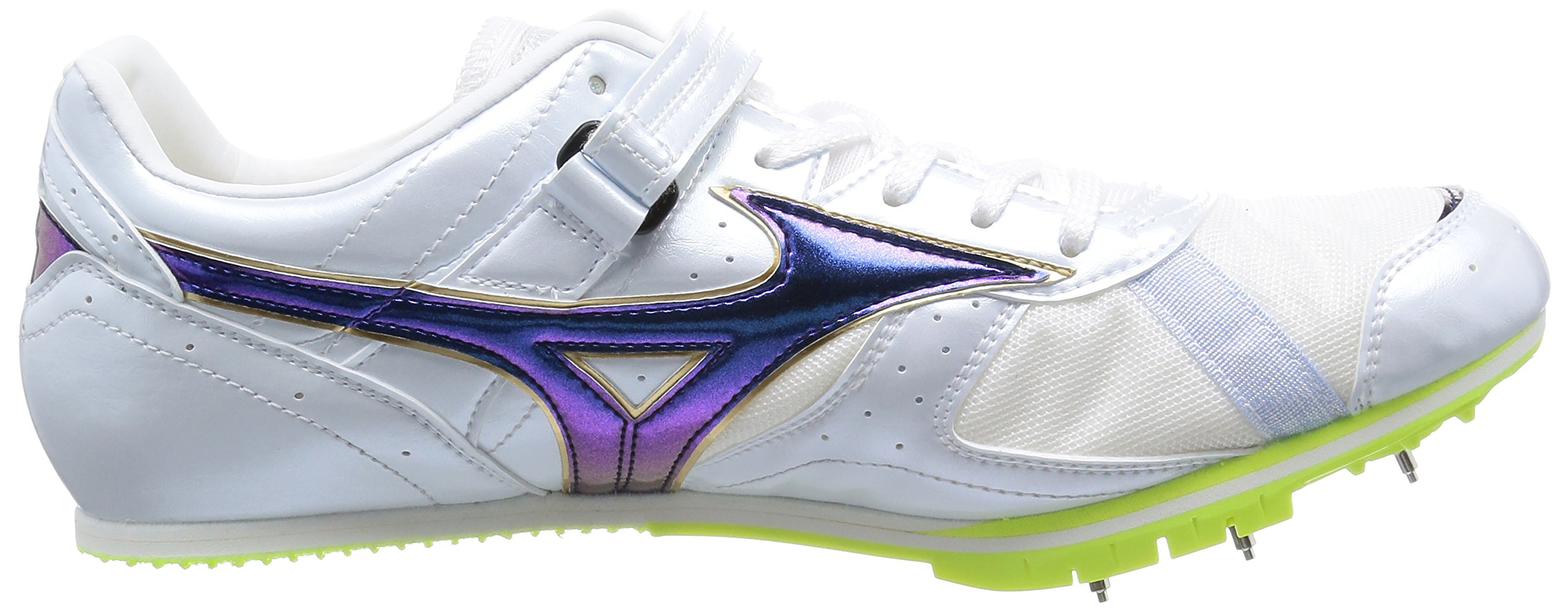 Mizuno Men's Field GEO LJ Track Shoes Yellow US 10.5 by Mizuno (Image #6)