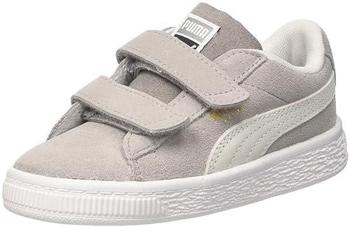 Puma Suede Classic V Inf, Zapatillas Unisex Niños: Amazon.es: Zapatos y complementos