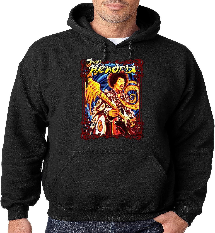 Jimi Hendrix hoodie men/'s