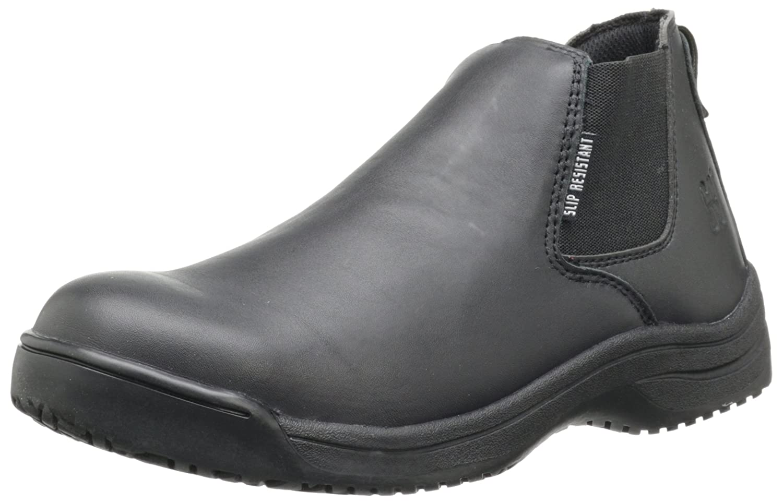 SkidBuster Footwear メンズ B002YU5UTK 11.5 2E US|ブラック ブラック 11.5 2E US