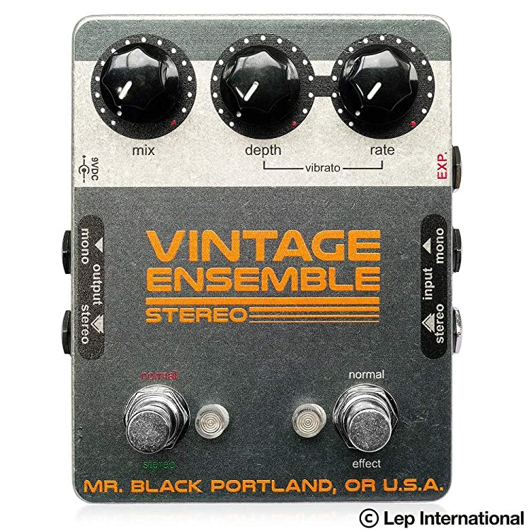 Mr. Black Stereo Vintage Ensemble