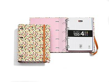 Miquelrius 20902 - Carpeta bloc notebook m pradera (DIN A4, 210 x 297 mm