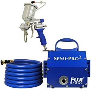 Fuji 2203G Semi-PRO Spray System Review