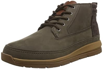Boxfresh Herren Cryser UH Lea/SDE High Top