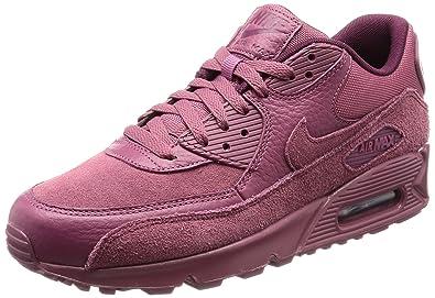 online store eb117 7ad6f Nike Mens Air Max 90 Premium Vintage Wine 700155-601 (Size 11)