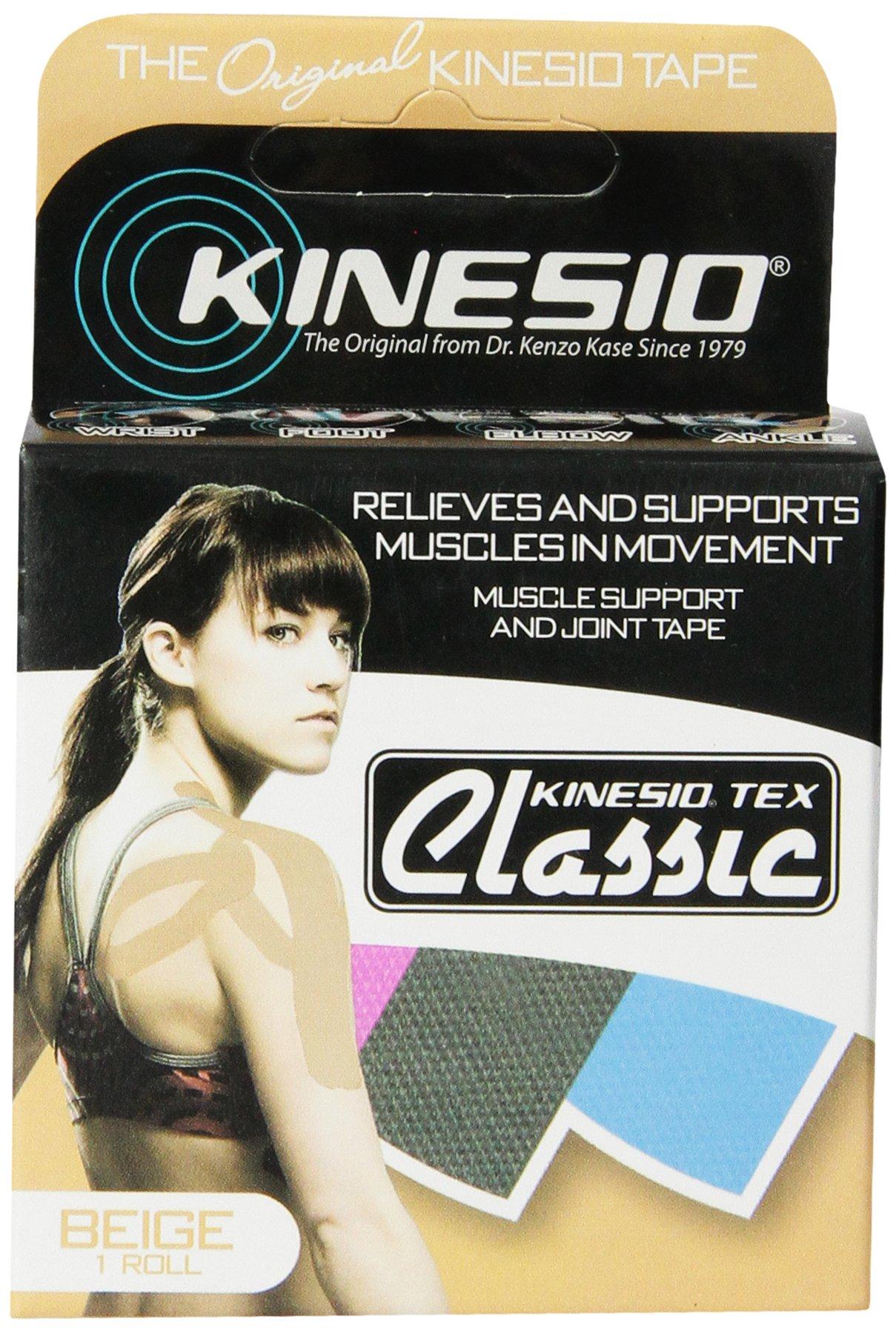 2'' Kinesio Tex Classic W/R Beige