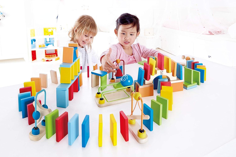 Dynamo Kid's Wooden Domino Set