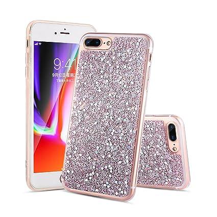 carcasa iphone 7 glitter