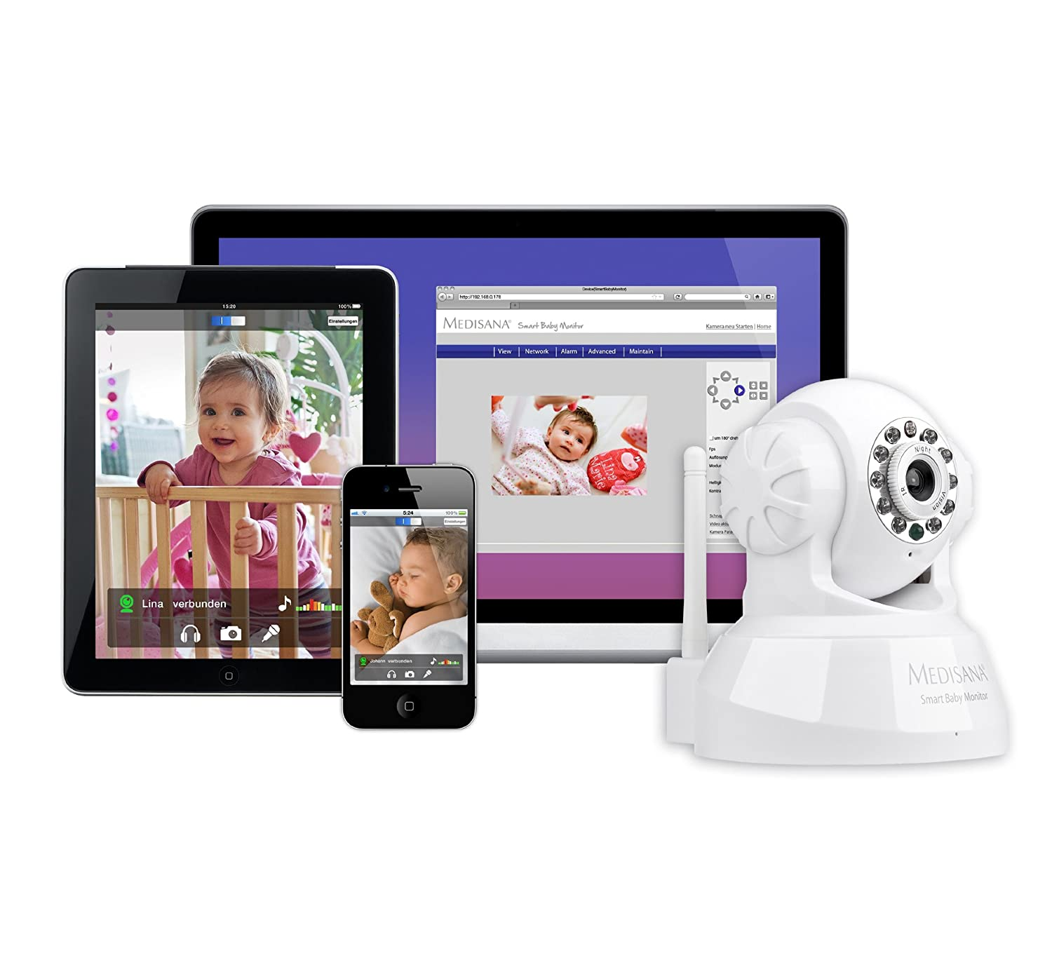 The 50 Best Baby Monitors And Smart Nursery Products Safety Com