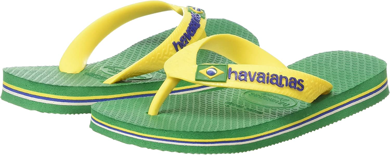 Infradito Unisex Havaianas Brasil Logo Adulto