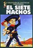 Colección Cantinflas: El Siete Machos [DVD]