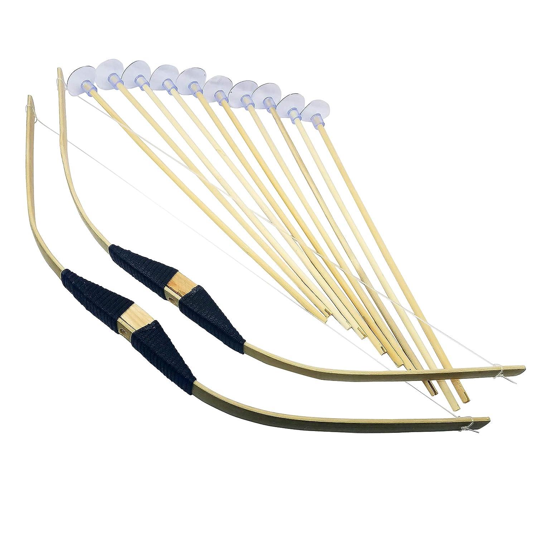 Wooden Handmade 20 Arrow Set