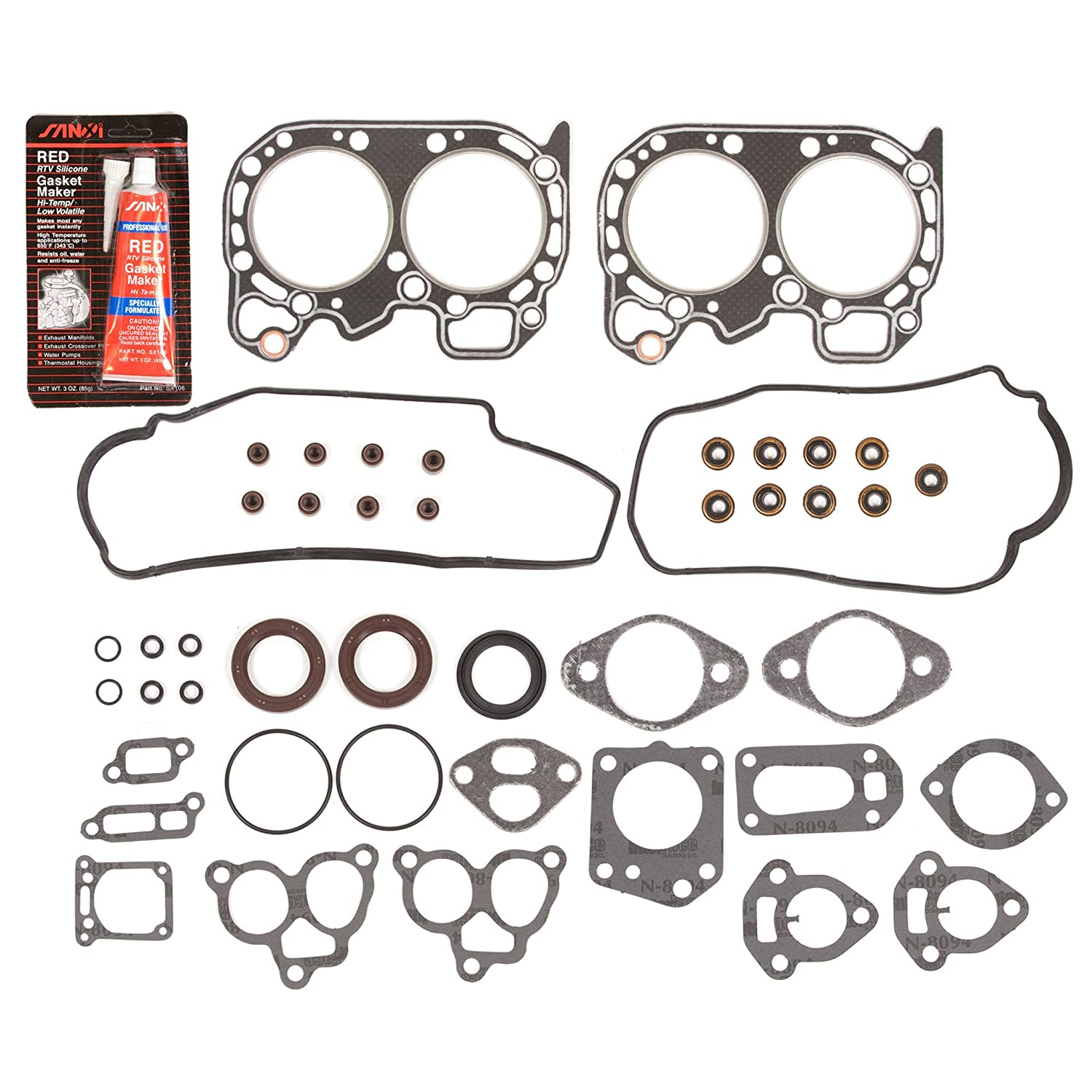 Evergreen HS9005 Cylinder Head Gasket Set