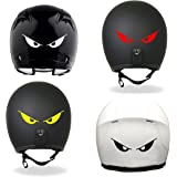 ISEE 360 Vinyl Power Eyes, Helmet Sticker, Pack of 4