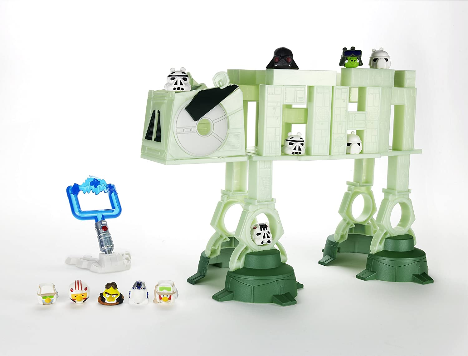 star wars angry birds prime time at at amazon co uk toys u0026 games
