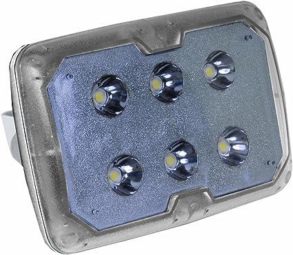 White Taco Marine LED Spreader Light