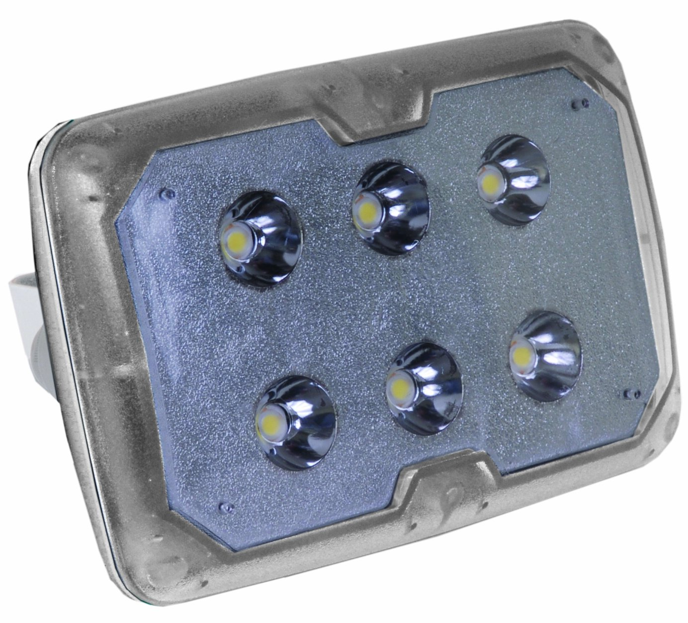 Taco Metals 6W LED Spreader Light with Stainless Steel Adjustable Bracket by Taco Metals