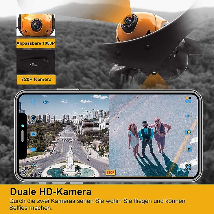 ScharkSpark SS41 Drohne für Anfänger mit Kamera