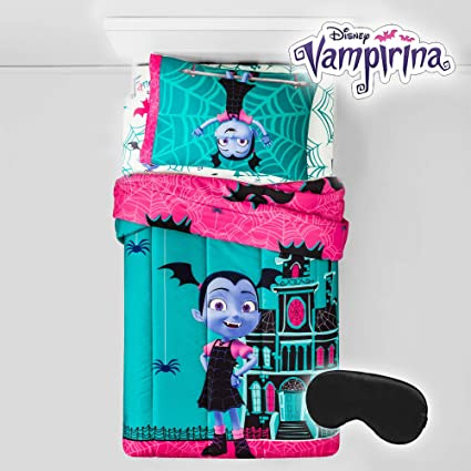 Amazon Com Vampirina Bedding Set Twin Size Fangastic Limited