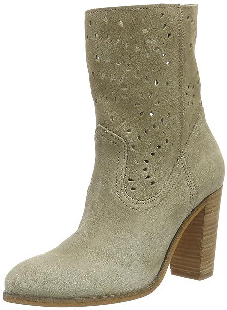 Tommy Hilfiger G1385anett Spring 3b, Botas Efecto Arrugado para Mujer: Amazon.es: Zapatos y complementos