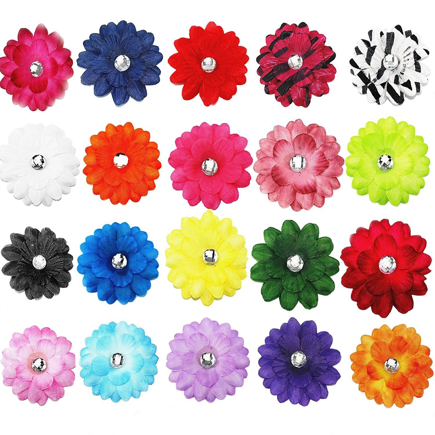 Amazon 100 in a bag soft mini daisy flowers2 2 inch small amazon 100 in a bag soft mini daisy flowers2 2 inch small flowers great for craft projects izmirmasajfo