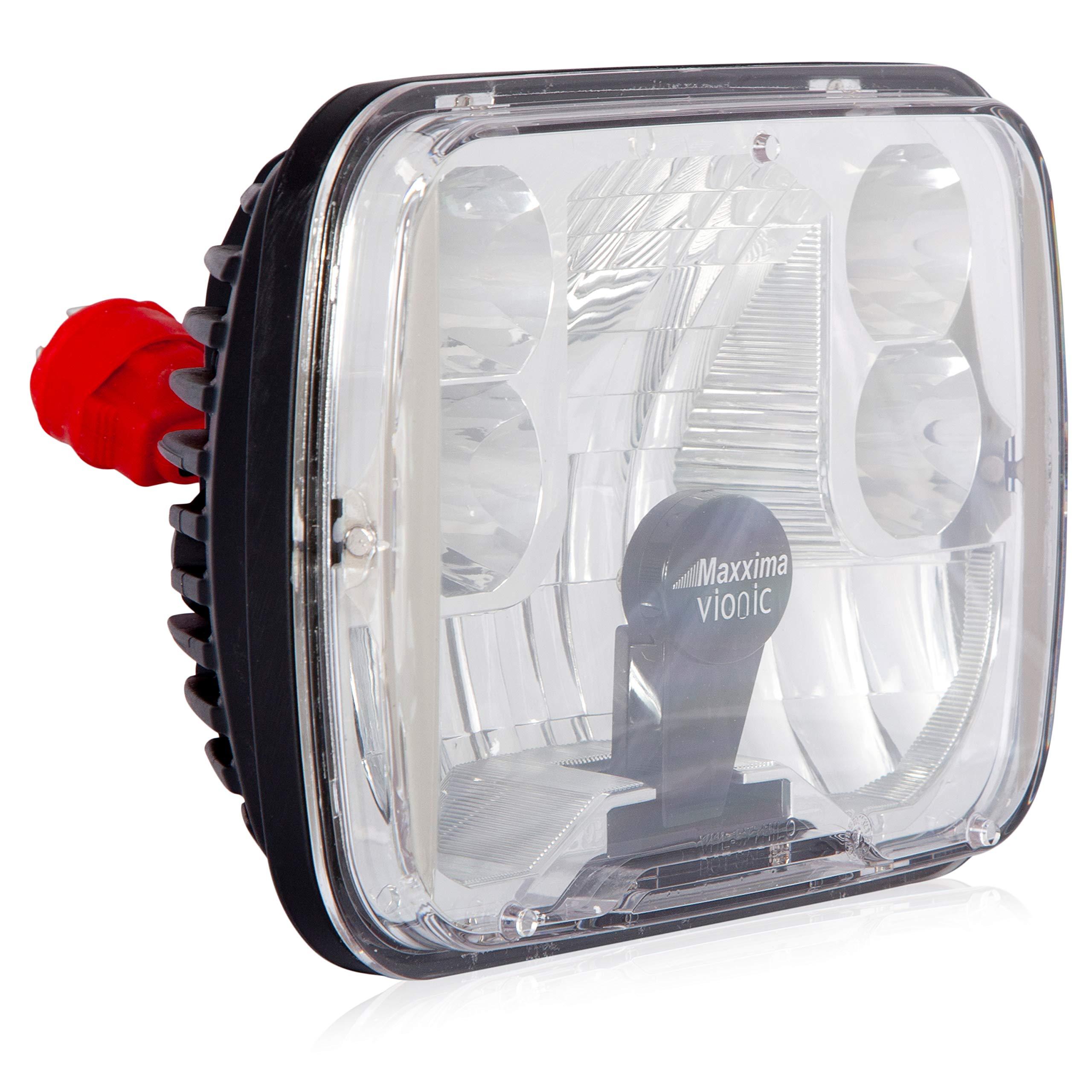 Maxxima VHL-5X7HILO-MH Vionic 5'' X 7'' Head Lamp High/Low Beam MaxxHeat Lens