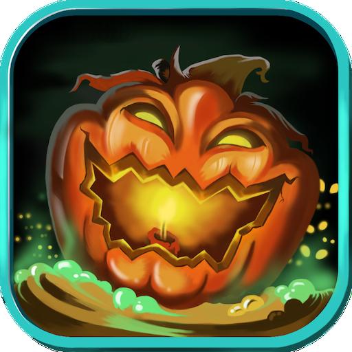 Pumpkin Match Deluxe (Halloween Trick Or Treat Trivia)