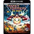 The Transformers: The Movie - 35th Anniversary Edition 4K Ultra HD + Blu-ray