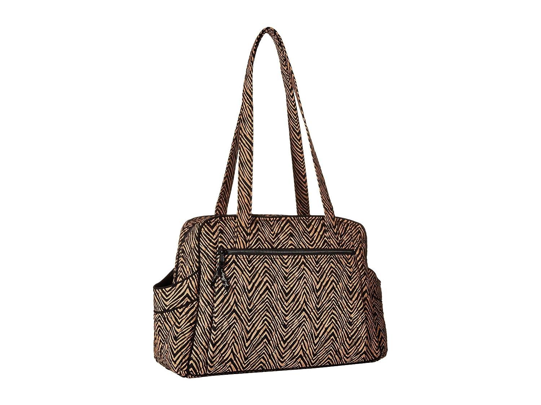 Amazon.com   Vera Bradley Women s Stroll Around Baby Bag Zebra Diaper Bag    Baby 8c3142eed4071