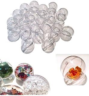 10 Stück Acrylkugeln 10cm Durchmesser Durchsichtige Kugel Zum