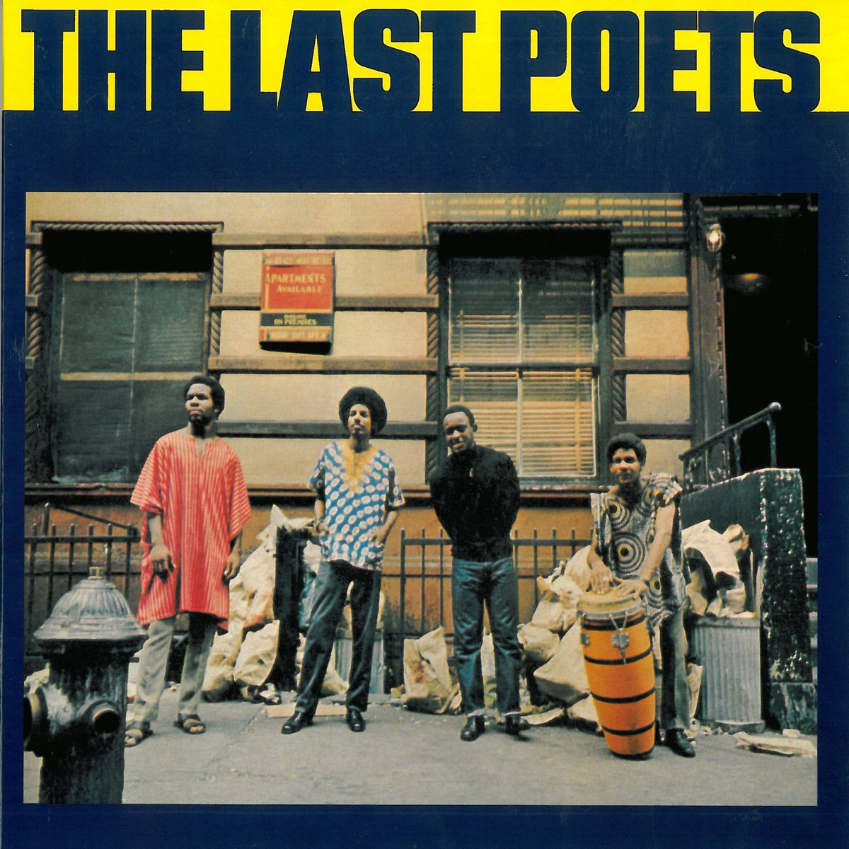 The Last Poets [12 inch Analog]                                                                                                                                                                                                                                                    <span class=