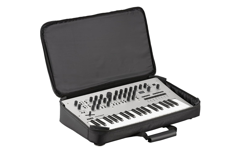 Funda / maleta para teclado / acordeon Korg SC-minilogue: Amazon.es: Instrumentos musicales