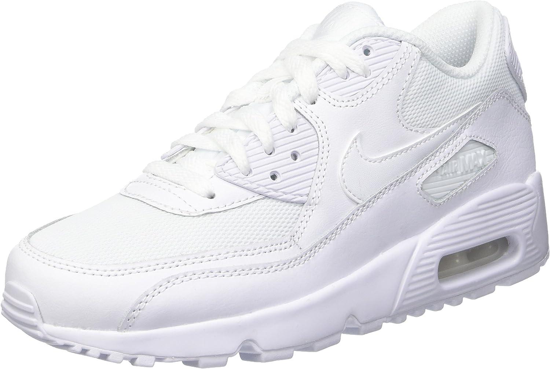 Nike Boys Air Max 90 Mesh (Gs) Gymnastics Shoes