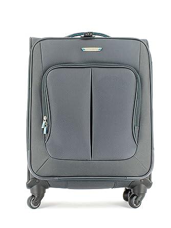 Roncato 417023 Trolley cabina 4 ruedas Equipaje Carbon Pz.: Amazon.es: Ropa y accesorios