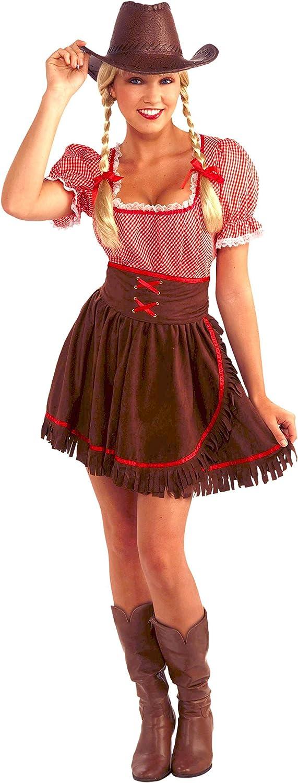 Forum Novelties Women's Cowpoke Cutie Costume