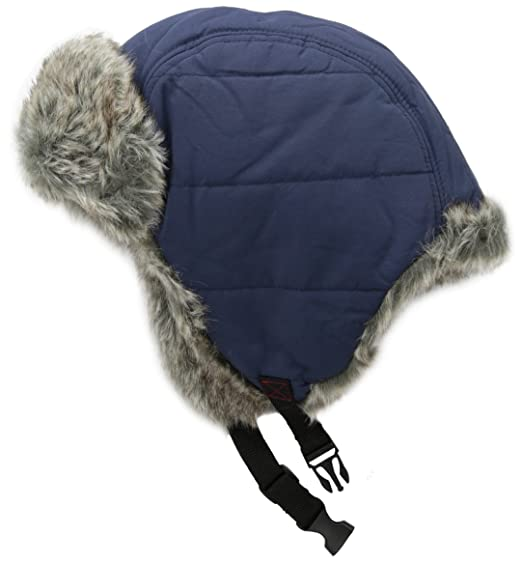 b69e54bb31f Timberland Men s Quilted Nylon Trapper at Amazon Men s Clothing store   Bomber Hats